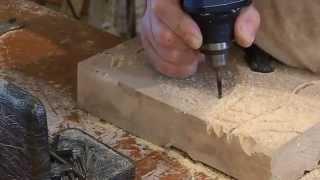 getlinkyoutube.com-Изготовление фрезы по дереву из фрезы по металлу