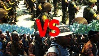 getlinkyoutube.com-FarCry 3 - Privateer Army VS Rakyat Army - AI Battle