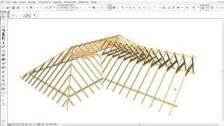ArchiCAD 17 New Features: RoofMaker interface enhancements