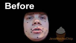 Facial Motion Capture In Adobe After Effects CS4