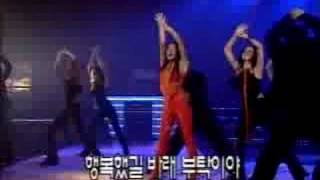 getlinkyoutube.com-Uhm Jung Hwa 嚴正花 엄정화 - Scarlet 스칼랫 live