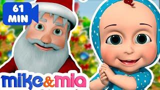 getlinkyoutube.com-Jingle Bells | Christmas Songs | Nursery Rhymes Playlist for Children | Kids Songs by Mike and Mia