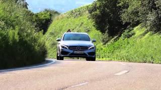 getlinkyoutube.com-RV24 Drive-Check Mercedes C-Klasse T-Modell 2014 AMG Line S205