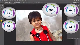 getlinkyoutube.com-#07 Important Five Points before cutting Photo in Photoshop