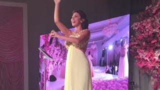 getlinkyoutube.com-Myriam Fares Live Wedding Performance Oman ميريام فارس تغني مباشر في الأفراح عمان