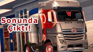 getlinkyoutube.com-Sonunda Çıktı! Türkiye Skin Paketi DLC'si - Euro Truck Simulator 2