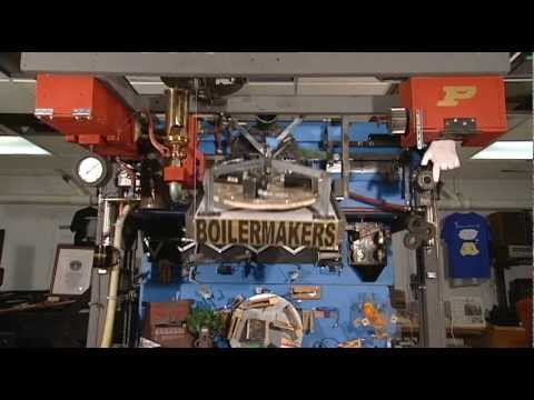 Guinness crowns Purdue Rube Goldberg machine 'World's Largest'