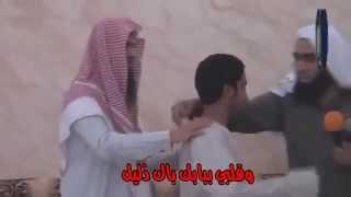 |مونتآآآآآج|  آلهي وقفت دموعي تسيل منصور السالمي رووووعة HD