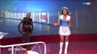 Mareile Höppner 25.05.2015 - MDR HD - Damals war's - Short Cut
