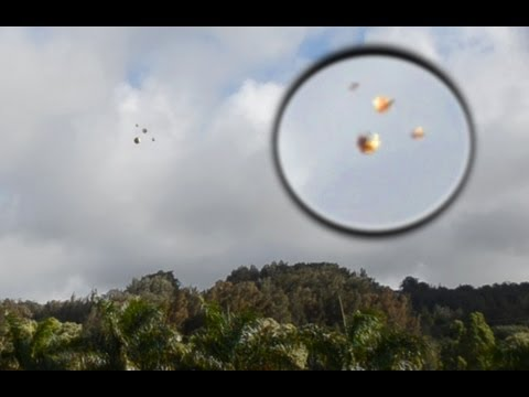 UFO Sightings The Most Incredible UFOs Ever Caught on Tape!! MUST SEE!=)