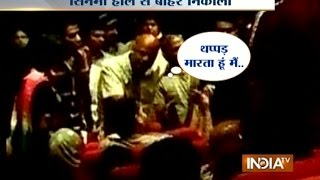 getlinkyoutube.com-Family Forced to Leave Cinema Hall for Not Standing During the National Anthem | Mumbai Video