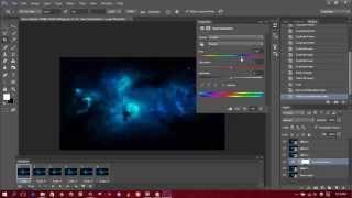 getlinkyoutube.com-How to create Flashing light animation using photoshop CC/cs6