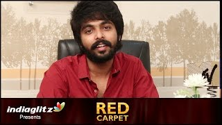 getlinkyoutube.com-Ulaga Local Thara Ticket Song Details : GV. Prakash Interview | Theri and more at Red Carpet