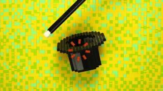 getlinkyoutube.com-Wiztastics Max! - LEGO Mixels