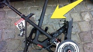 getlinkyoutube.com-Cycling Tips: I BROKE MY CARBON FRAME!!!!!