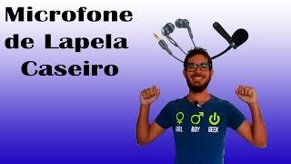 getlinkyoutube.com-Microfone de Lapela Caseiro