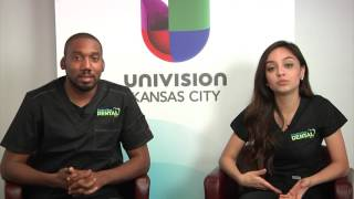 Entrevista Central Avenue Dental - Univision Kansas City.