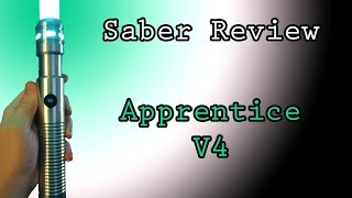getlinkyoutube.com-Ultrasaber Apprentice V4 Review!