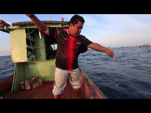 Terengganu International Squid Jigging Fest 2014