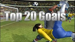 getlinkyoutube.com-My Top 20 Goals in Dream League Soccer and FTS World Edition