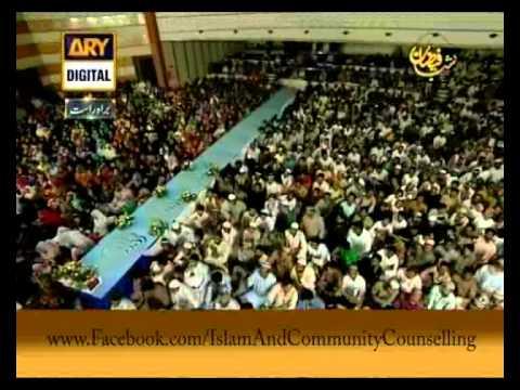 ARY Digital Shab-e-Faizan 27Ramadan Complete Mehfil-2012