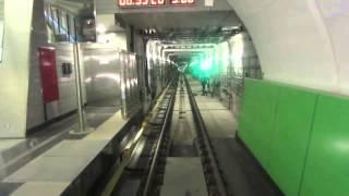 getlinkyoutube.com-Перегон Выхино - Жулебино, Лермонтовский проспект ПЕРЕД открытием новой ветки метро!
