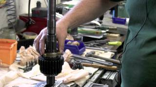 getlinkyoutube.com-Austin Healey Mainshaft Assembly.mov