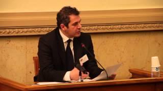 Vartan Kaprielian, Président du Cercle d'Affaires, Représentant de la CCI d'Arménie en France