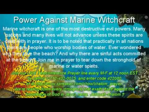 Power Against Marine Witchcraft