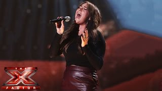 getlinkyoutube.com-Lola Saunders sings Mariah Carey's When You Believe | Live Week 3  | The X Factor UK 2014