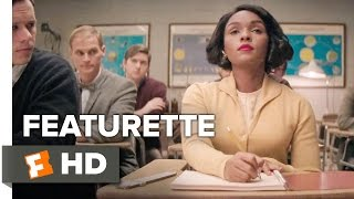 Hidden Figures Featurette - Breaking Boundaries (2017) - Taraji P. Henson Movie