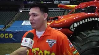 Entrevista Armando Castro - Monster Jam