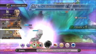 getlinkyoutube.com-Xenoblade Chronicles - Boss: Disciple Aihtirol