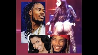 getlinkyoutube.com-Nicki Minaj and FETTY Wap PERFORM TRAP QUEEN at Tidalx1015 Concert