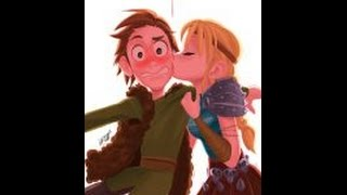 Hiccup & Astrid --- Monster