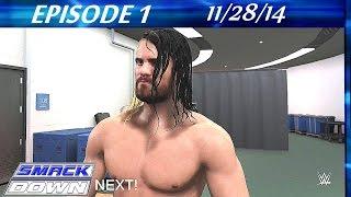 getlinkyoutube.com-WWE 2K15 - SmackDown (Episode 1) - Universe [HD] - PS4