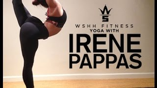 getlinkyoutube.com-WSHH Fitness Series - Yoga With Irene Pappas