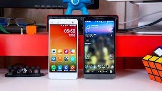 getlinkyoutube.com-Xiaomi Mi4 vs LG G3