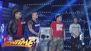 It's Showtime Funny One: Donna Cariaga and Dale Constantino make it to the semifinals