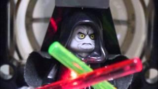 getlinkyoutube.com-LEGO Star WarsVEpisodeⅥ Luke Skywalker vs Darth Vader
