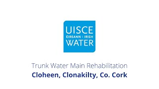 Video Thumbnail: Cloheen Trunk Water Main Rehabilitation