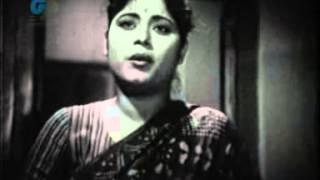 Bazooband (1954) - Man Mein Lagi Aag Jag Re--O Malik Kya Tu Bhi Soya Jaise Soya - Lata Mangeshkar width=