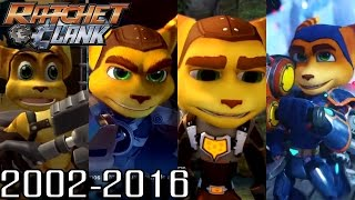 getlinkyoutube.com-Ratchet & Clank ALL INTROS 2002-2016 (PS2, PS3, PS4, PSP)