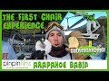 The first chair experience Arapahoe Basin Opening Day 2016-2017 snowboard season