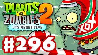 getlinkyoutube.com-Plants vs. Zombies 2: It's About Time - Gameplay Walkthrough Part 296 - Feastivus! (iOS)
