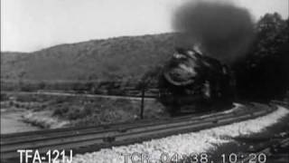 getlinkyoutube.com-Steam Locomotives In Action on the Baltimore & Ohio, 1954