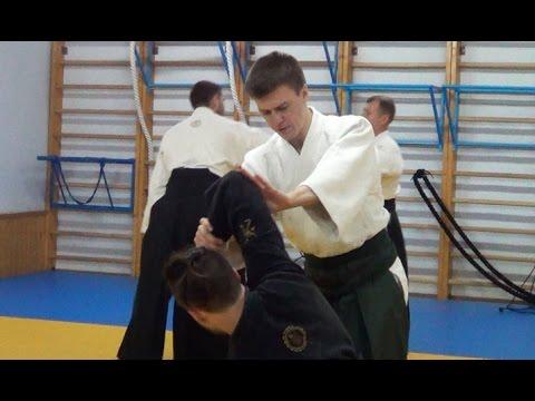 Strategic Positioning in Aikido   SAA Seminar