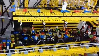 getlinkyoutube.com-Final Lego rollercoaster finished NXT controlled
