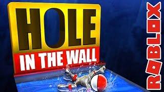 Roblox | NGƯỜI ĐI XUYÊN TƯỜNG - Hole in the Wall | KiA Phạm
