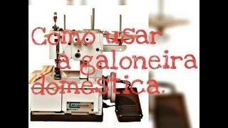 getlinkyoutube.com-Apresentando minha Galoneira  Domestica